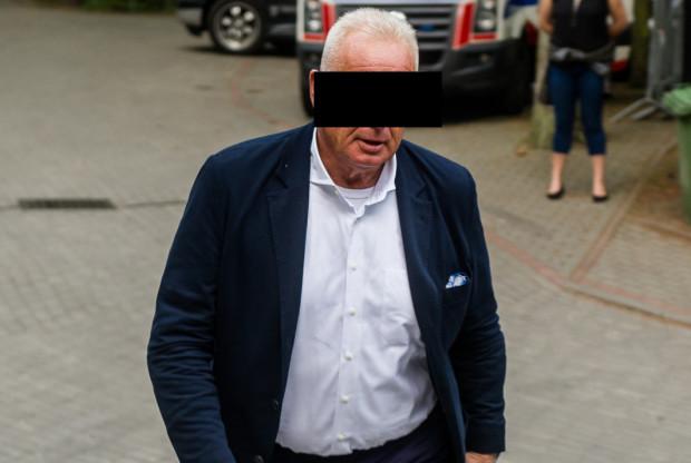 Ryszard K. został zatrzymany przez CBA.