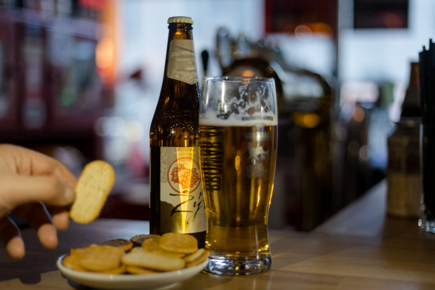 Wiosenny czas browar Amber wykorzystał m.in. na uwarzenie bardzo wymagającego piwa, którego premiera już wkrótce.