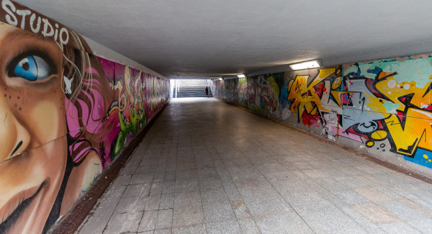Lifting przejdzie też tunel w środku.