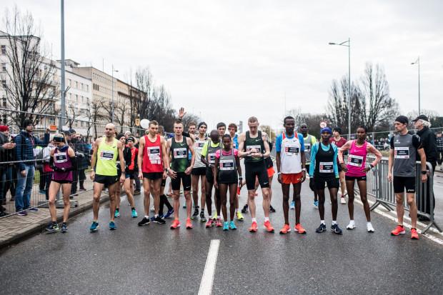 Półmaraton w Gdyni odbędzie się pomimo pandemii, ale w reżimie sanitarnym. Na starcie mistrzostw świata stanie blisko 250 zawodników i zawodniczek.