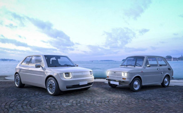 Nowy Fiat 126 Vision