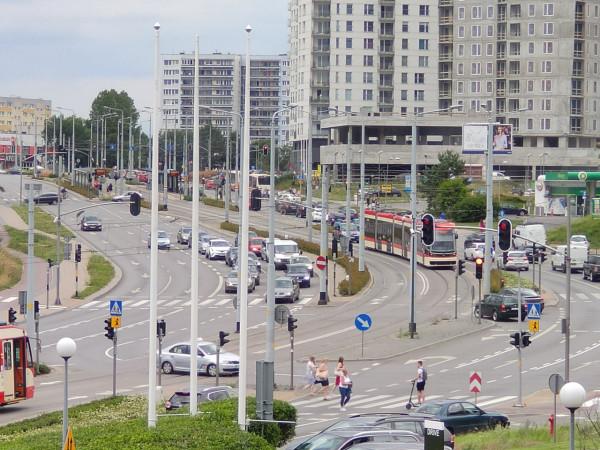 Nowa trasa tramwajowa, która połączy Moreną z Wrzeszczem, zacznie się na skrzyżowaniu Jaśkowej Doliny z ul. Rakoczego.