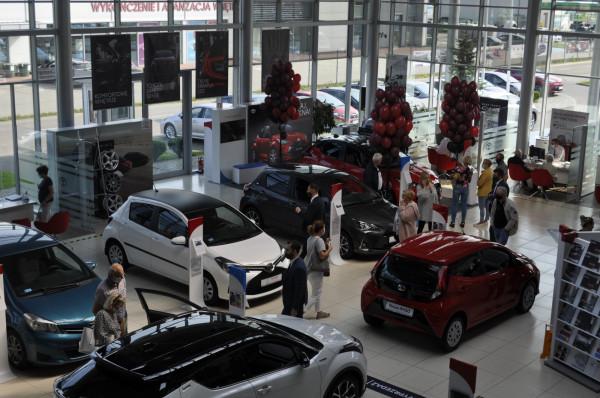 Wielka wyprzedaż w salonach Toyota Walder.
