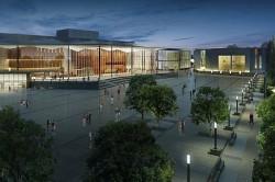 Według obecnego planu na terenie parku może powstać m.in. teatr i biblioteka. Trudno się spodziewać, by prywatni właściciele chcieli je budować.
