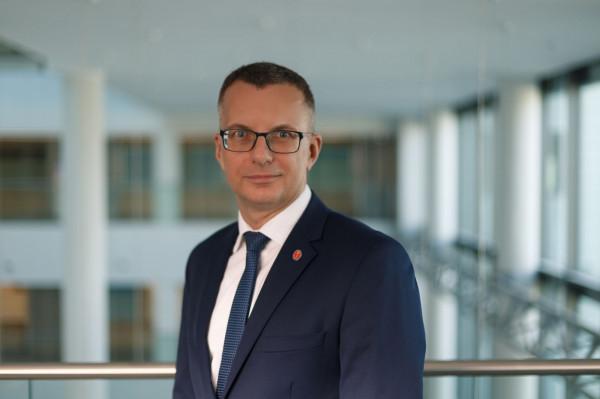 Prof. Marcin Gruchała został wybrany na kolejną kadencję rektora GUMed.