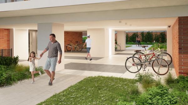 Tak będą prezentować się wnętrza i części wspólne budynków na osiedlu Perspektywa.
