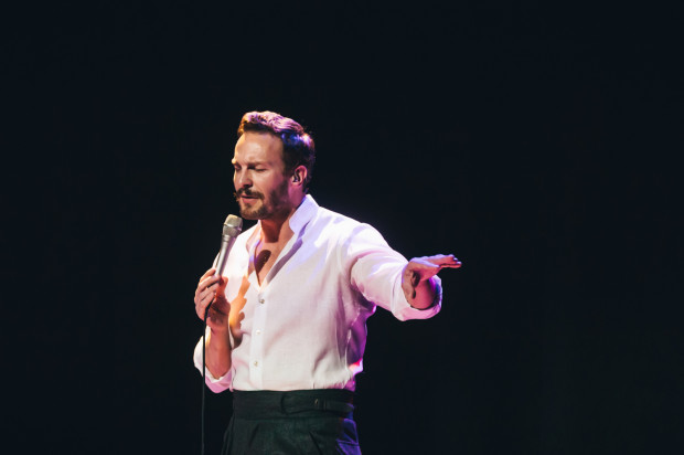 Sławek Uniatowski zmierzył się na scenie z ikonami polskiej, jak i zagranicznej muzyki.