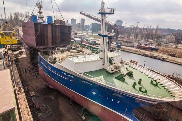 Dzięki konsolidacji powstanie stocznia produkcyjno-remontowa.
