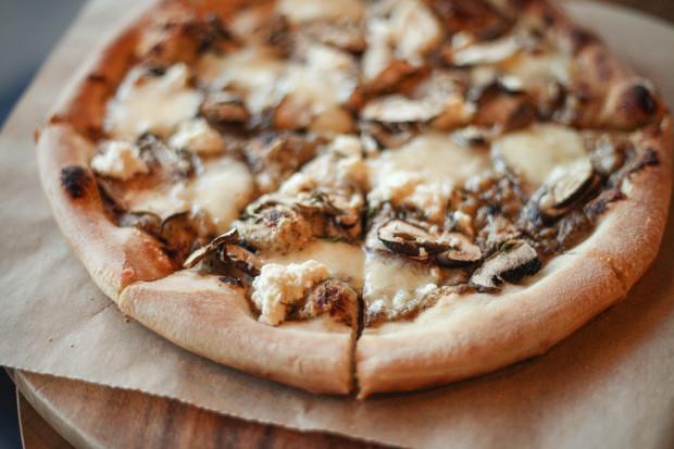 Pizza grzybowa