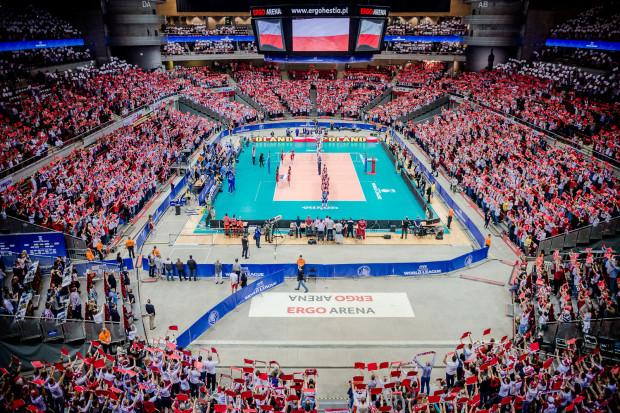Finały Ligi Światowej w siatkówce, które odbyły się w Ergo Arenie w lipcu 2011 r., obejrzało łącznie 98 tys. widzów.