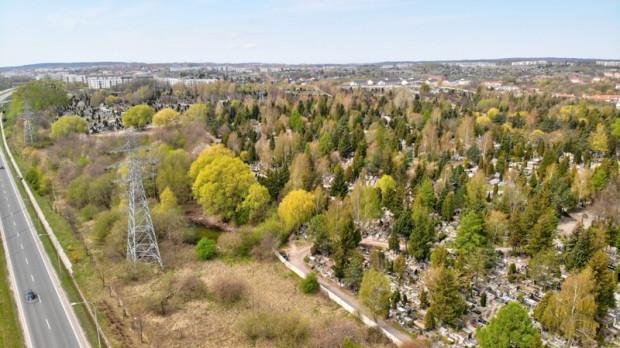Cmentarz Łostowicki zostanie rozbudowany w kierunku al. Armii Krajowej. Łącznie powstanie 1,5 tys. nowych miejsc pochówku.