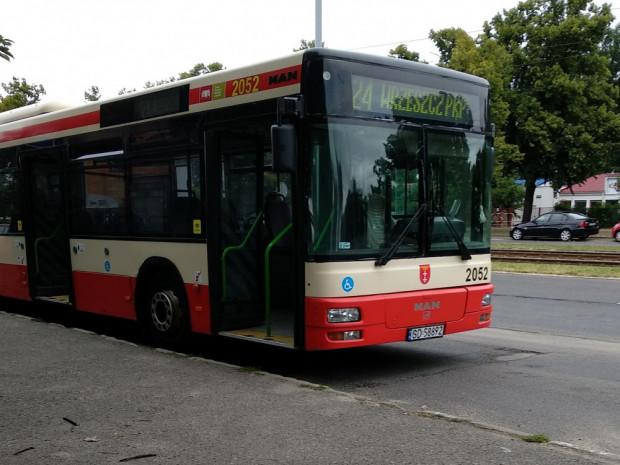 Do zdarzenia doszło we wtorek, ok. godz. 21:50, w autobusie linii nr 124. Zdjęcie poglądowe.