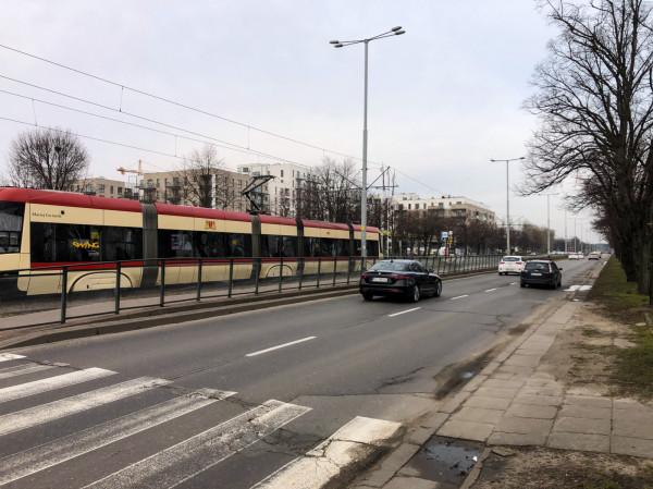 W najgorszym stanie jest jezdnia na odcinku od ul. Kościuszki do al. Płażyńskiego.