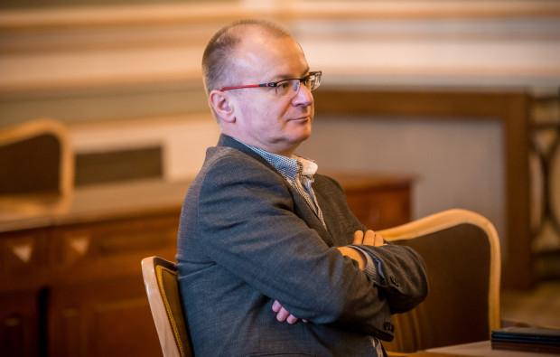 Maciej Lisicki, prezes GAiT: - Przyznanie kierowcom statusu funkcjonariusza publicznego wiąże się z większą odpowiedzialnością karną sprawców naruszających ich nietykalność cielesną.