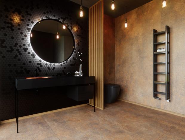 Aktualne propozycje grzejników mogą być dekoracją łazienki.