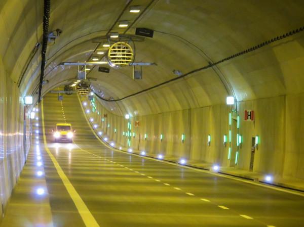 29-latka zatrzymano w czwartek przed godz. 18 przy wyjeździe z tunelu (zdjęcie poglądowe).