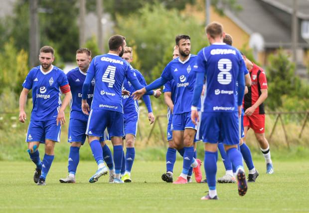 Piłkarze Bałtyku Gdynia strzelają średnio ponad dwa gole w każdym ligowym meczu w tym sezonie.