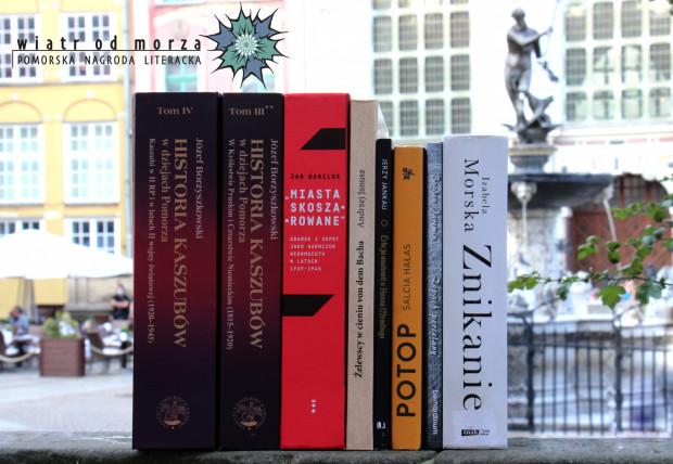 Pomorska Nagroda Literacka została przyznana w tym roku po raz trzeci.