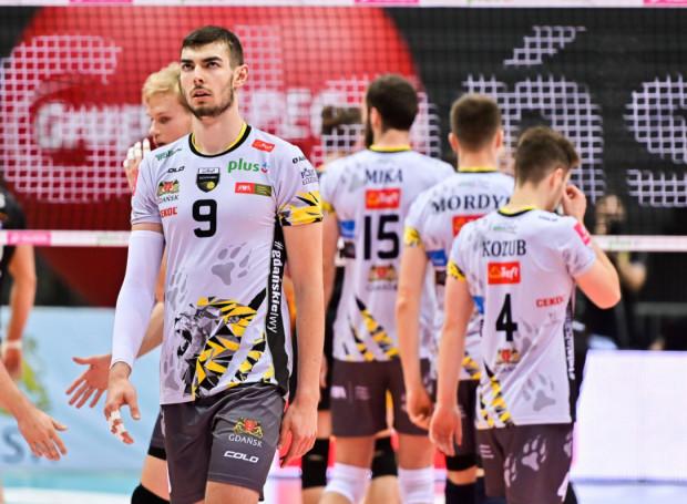 Po trzech zwycięstwach na początku sezonu, siatkarze Trefla Gdańsk zaliczyli tyle samo porażek.