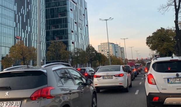 Kierowcy w Trójmieście wpierają Protest Kobiet.