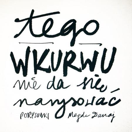 Porysunki/Magda Danaj
