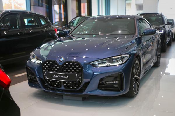 Nowe BMW serii 4 zadebiutowało w Trójmieście.
