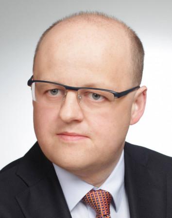 Profesor Radosław Owczuk, krajowy konsultant ds. anestezjologii i intensywnej terapii.