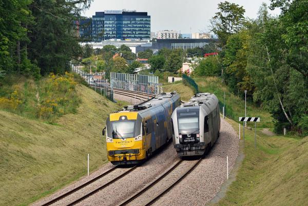Bajpas kartuski potrzebny jest do utrzymania ruchu kolejowego podczas elektryfikacji linii PKM i linii 201.