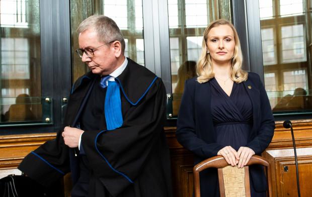 Prokuratura nie zgadza się z wyrokiem, według którego Hans G. nie kierował wcale gróźb karalnych względem pokrzywdzonej, czyli Natalii Nitek-Płażyńskiej.