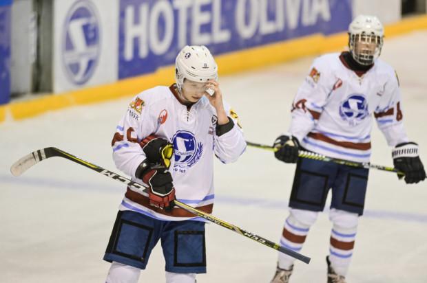 Michał Zając otworzył wynik spotkania z Podhalem Nowy Targ, ale jego radość nie trwała długo.