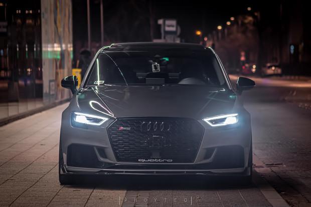 W ofercie KPR Cars jest także m.in. Audi RS3.