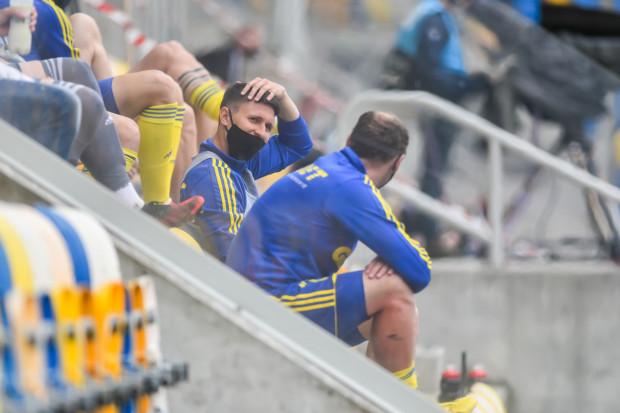 Jak piłkarze Arki Gdynia starają się uniknąć zakażenia koronawirusem?