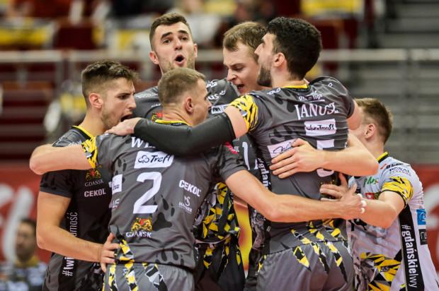 Siatkarze Trefla Gdańsk wygrali w stolicy. Było to ich czwarte zwycięstwo w tym sezonie PlusLigi.