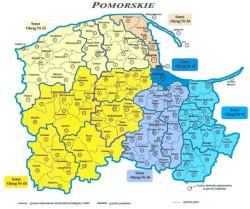 W Trójmieście są dwa jednomandatowe okręgi w wyborach do Senatu, na całym Pomorzu jest ich sześć.