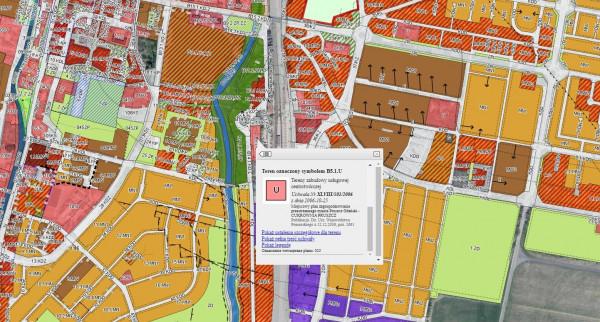 Plany zagospodarowania w centralnej części Pruszcza Gdańskiego oraz informacja na temat terenu inwestycyjnego w bezpośrednim sąsiedztwie dworca kolejowego.