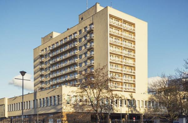 SP ZOZ Sanatorium Uzdrowiskowe MSWiA w Sopocie.