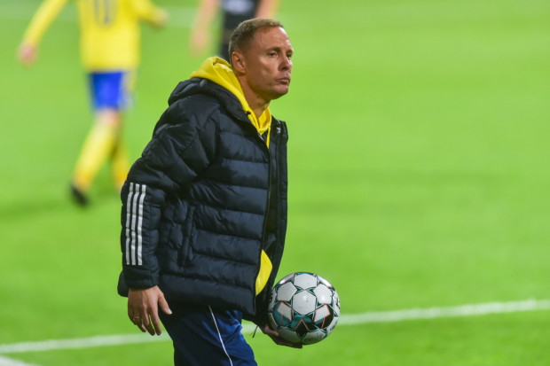 Ireneusz Mamrot wyznaje, że w jego trenerskiej karierze jeszcze żadna przerwa nie była tak potrzebna jego drużynie.