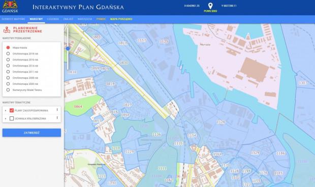 Obecnie gminy tworzą rejestry planów w oparciu o własne rozwiązania informatyczne np. w formie dodatkowej warstwy w interaktywnej mapie miasta.