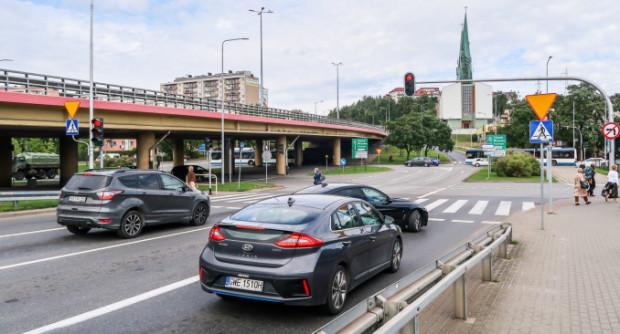 Zmiany dotyczą m.in. skrzyżowania ulic Unruga i Kwiatkowskiego.