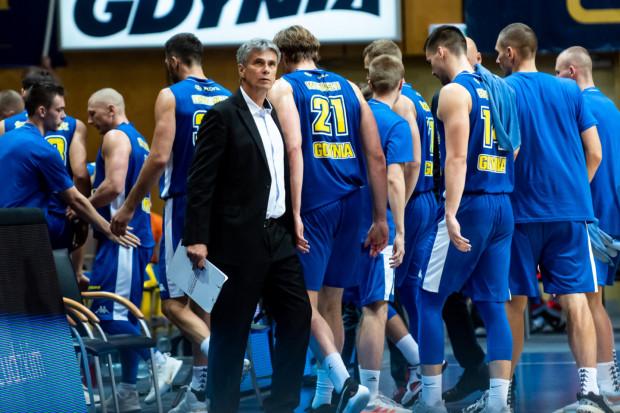 Koszykarze Asseco Arki Gdynia po 10 meczach w Energa Basket Lidze mają 5 zwycięstw i 5 porażek.
