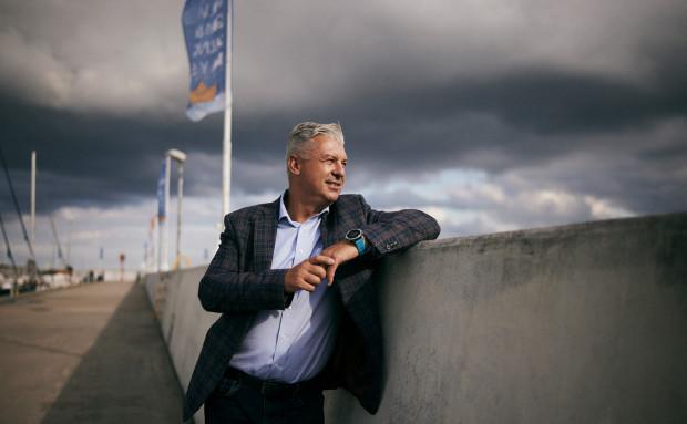 Tomasz Chamera został wiceprezydentem World Sailing.