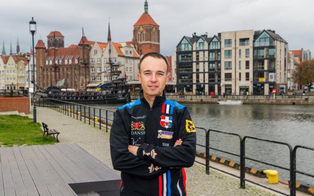 Jakub Jamróg po trzech latach opuszcza PGE Ekstraligę. Chce do niej wrócić za rok z zespołem Zdunek Wybrzeże Gdańsk.