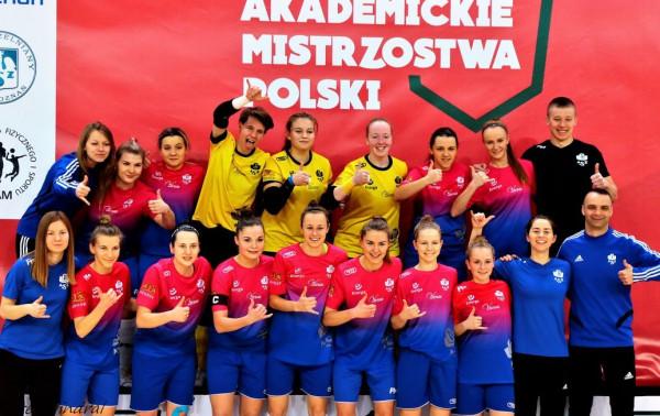 Futsalistki AZS UG rozpoczynają piąty sezon w elicie. W tym roku zdobyły już brązowe medale akademickich mistrzostw Polski.