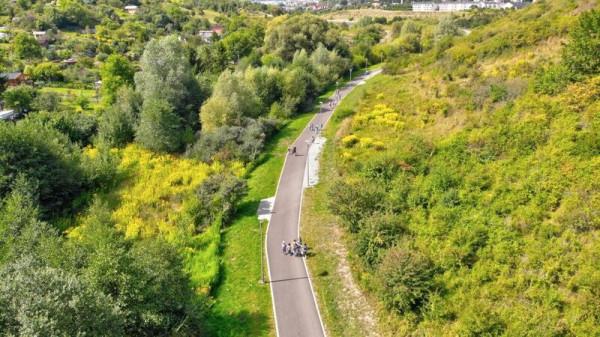 Nowa droga pieszo-rowerowa ma być gotowa w maju 2021 roku.