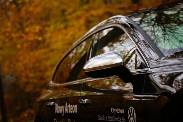 Nowy Volkswagen Arteon Shooting Brake.