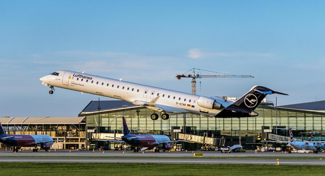 Аэропорт Гданьска получил 15 миллионов злотых поддержки от правительства