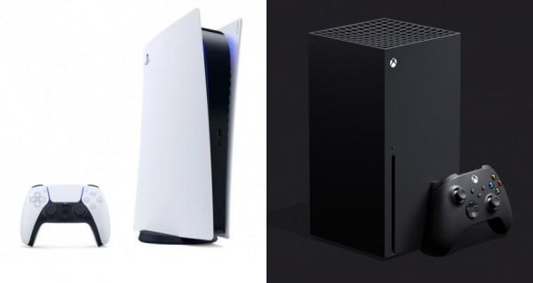 Jeszcze w tym roku czekają nas premiery dwóch nowych konsol. Xbox Series X trafi na polskie rynki 10 listopada, natomiast PlayStation 5 (z lewej) - 19 listopada.