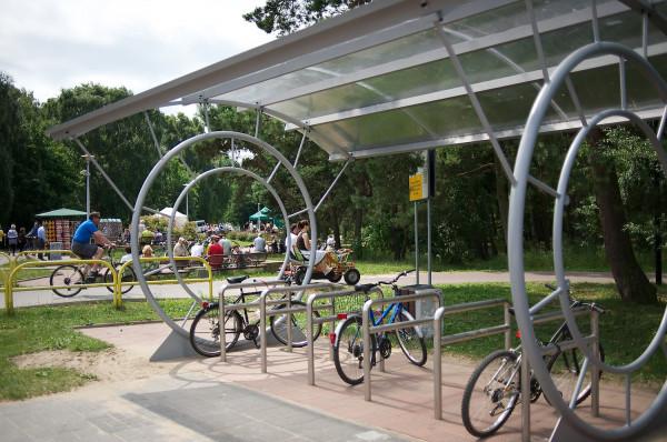 Kolejne stojaki rowerowe na terenie Gdańska staną we Wrzeszczu już do końca listopada.
