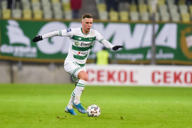 Jaroslav Mihalik, skrzydłowy Lechii Gdańsk, jest bliżej gry w przyszłorocznych mistrzostwach Europy, choć zamiast na finał barażowy do Belfastu przyleciał do Gdańska.