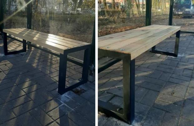 Koszt jednej ławki wraz z montażem to ok. 602 zł.